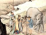 中国古代的二十四孝都分别是什么(一)