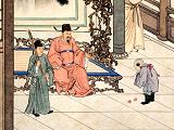 中国古代的二十四孝都分别是什么(二)