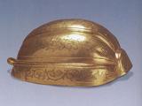 彭州宋代金银器—瓜形金盏