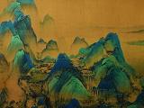 传世名画:千里江山图