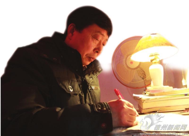 刘丙辉:以身示范是对学生最好的教育