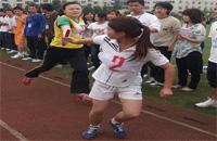 十年奔跑让学生体质更好
