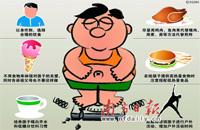 给胖宝宝的七大饮食建议