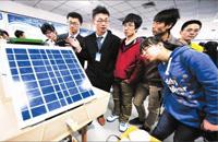 中北大学校园科技文化节引广泛关注