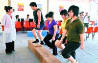 中国中青年体质报告