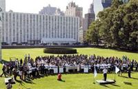 广外已有5名学生参加联合国实习 感受多元文化