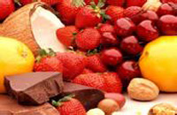 蔬果清洗时爱掉色 小心辨别染色食物