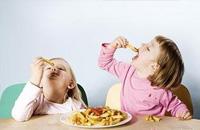 营养与儿童的发育