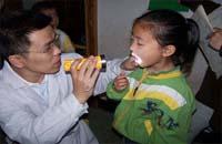 儿童换牙正常年龄是幼儿园时期
