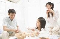 儿童与父母同进餐更健康