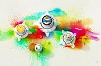 水彩画的使用——色彩的性能