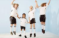 达州校园足球蓬勃发展 足球参与人数逐步增加