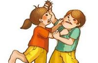儿童爱打人是不善沟通的表现