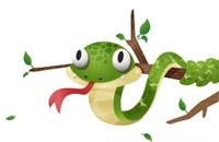 """说文解""""蛇"""":君为吉祥,野有彷徨"""