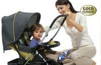 别让推车阻碍宝宝成长的脚步