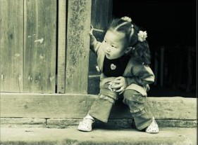 中国农村留守儿童忧思录: