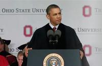 奥巴马俄亥俄州立大学2013年毕业演讲