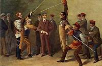 击剑的历史介绍