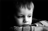 儿童十种表现或因心理扭曲