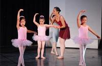儿童学习舞蹈好处多
