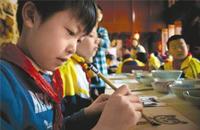学绘画可培养孩子四种能力