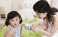 孩子发烧可喝淡牛奶