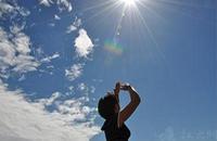 夏季太阳暴晒当心过敏中招
