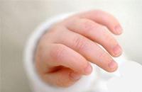 中医通过指甲了解儿童的健康