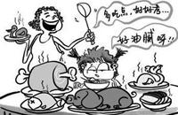 高三备考家长必须注意考生的饮食习惯