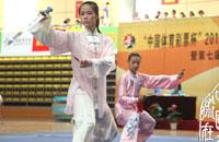 2013年全国青少年武术套路锦标赛5月29日在广州落幕