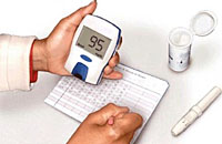 控制糖尿病:动态血糖监测
