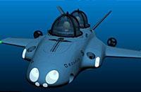超级潜艇售600万英镑 可潜入2000米深海底