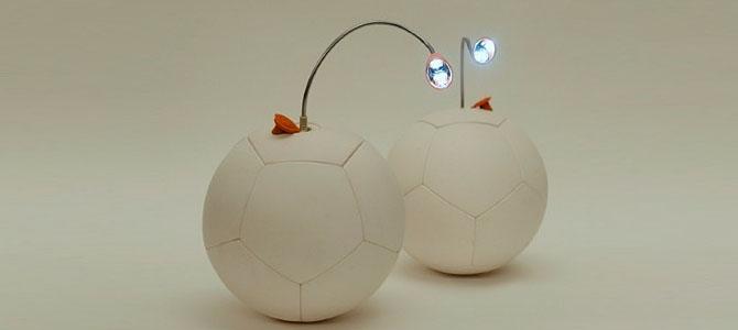 据英国每日邮报报道,踢足球充满了乐趣,同时还锻炼了身体,目前美国研究人员一项最新发明证实了踢足球还能发电照明。