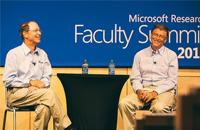比尔·盖茨微软研究院学术峰会上的演讲:创新与机会