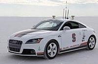 来自谷歌的无人驾驶汽车