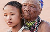 """人类祖先并非非洲某地区的""""纯种部落"""""""
