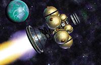 核聚变动力火箭 难受控制的阿拉丁神灯