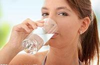 告诉你该喝水的信号