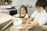 怎样正确引导孩子做家务
