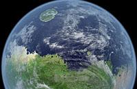 人类或源于火星?数十亿年前火星陨石坠地球