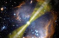 科学家揭秘物种灭绝真相 恒星相撞引伽马射线暴