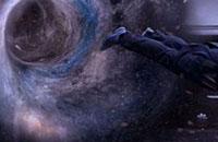 黑洞是进入其它宇宙的时空门