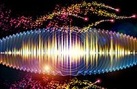 声波可让物体在空气中飘浮