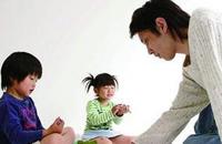 不健全的早期教育使孩子缺少安全感