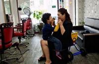 """单亲家庭如何与孩子进行""""心灵沟通"""""""