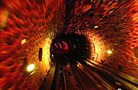 科幻电影中的地心列车能否成为现实?