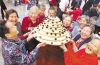 重阳糕起源的传说