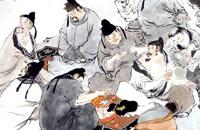 桓景斗瘟魔与重阳节