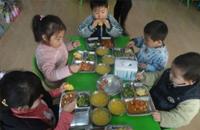 幼儿营养晚餐