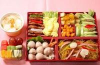 小学生营养午餐